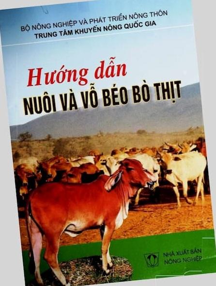 Tải sách: Hướng Dẫn Nông Dân Nuôi Bò Thịt
