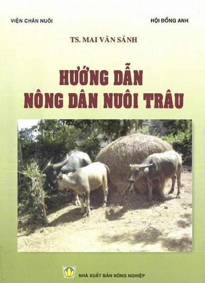 Tải sách: Hướng Dẫn Nông Dân Nuôi Trâu