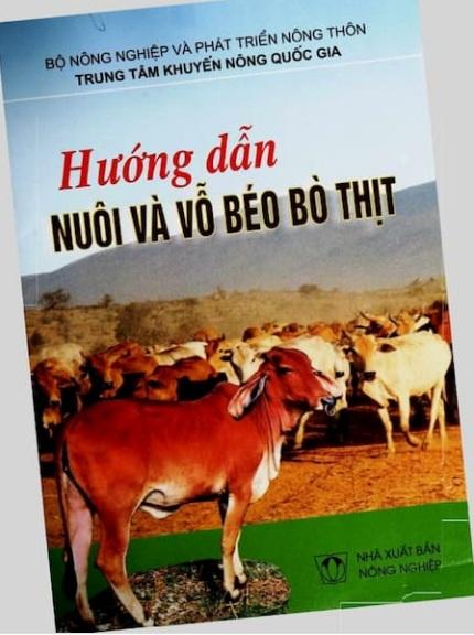 Tải sách: Hướng Dẫn Nuôi Và Vỗ Béo Bò Thịt