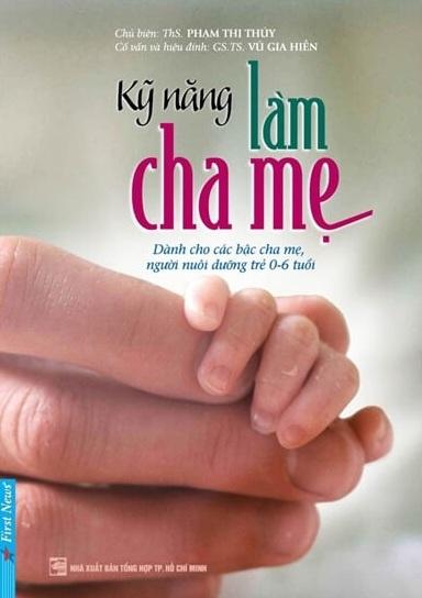 Tải sách: Kỹ Năng Làm Cha Mẹ