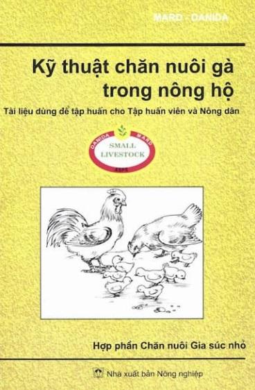Tải sách: Kỹ Thuật Chăn Nuôi Gà Trong Nông Hộ