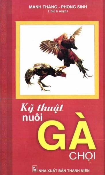 Tải sách: Kỹ Thuật Nuôi Gà Chọi
