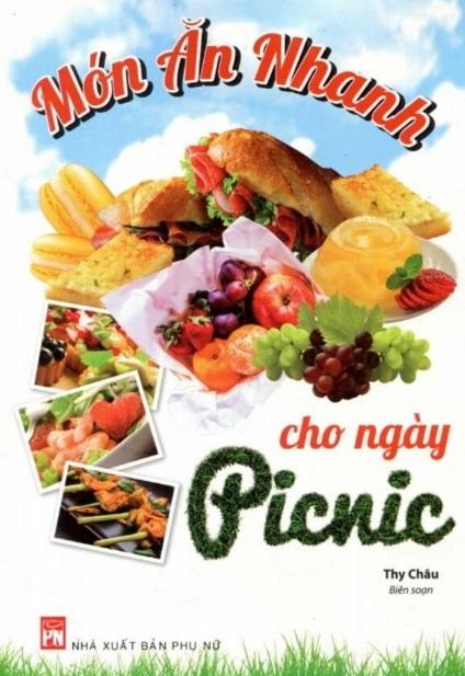 Tải sách: Món Ăn Nhanh Cho Ngày Picnic
