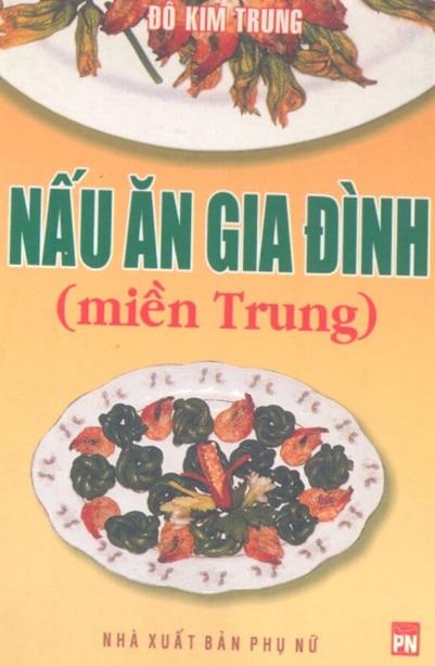 Tải sách: Nấu Ăn Gia Đình Miền Trung