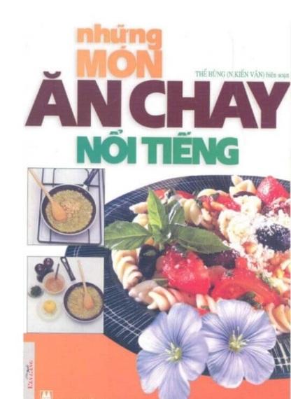 Tải sách: Những Món Ăn Chay Nổi Tiếng