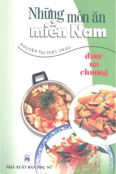 Tải sách: Những Món Ăn Miền Nam Được Ưa Chuộng
