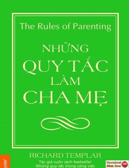 Tải sách: Những Quy Tắc Làm Cha Mẹ