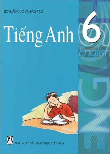 Tải sách: Sách Giáo Khoa Tiếng Anh Lớp 6