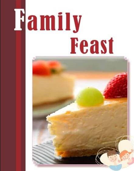 Tải sách: Sách Hướng Dẫn Nấu Ăn Family Feast