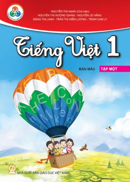 Tải sách: Tiếng Việt Lớp 1 – Cùng Học Để Phát Triển Năng Lực Trọn Bộ Tập 1 , Tập 2