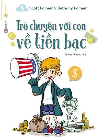Tải sách: Trò Chuyện Với Con Về Tiền Bạc