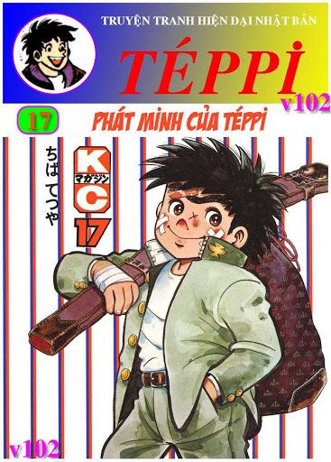 Tải sách: Trọn bộ 36 tập siêu quậy Teppi
