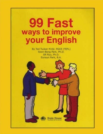 Tải sách: 99 Fast Ways To Improve Your English (Bản Đẹp)