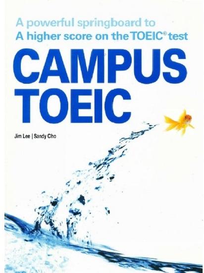 Tải sách: Bộ Sách Luyện Thi Toeic : Campus Toeic (Ebook+Audio) (Bản Đẹp)