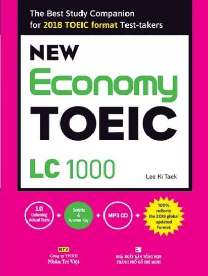 Tải sách: Bộ Sách New Economy TOEIC LC RC 1000 Mới Nhất (Ebook+Audio)