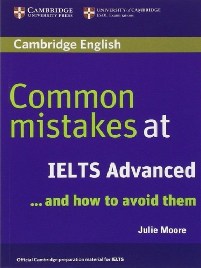 Tải sách: Common Mistakes At IELTS Advanced And How To Avoid Them 9 Bản Đẹp