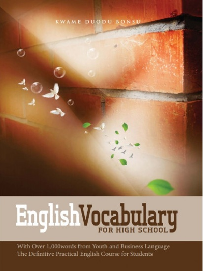 Tải sách: English Vocabulary For High School With Over 1000 Words (Bản Đẹp)