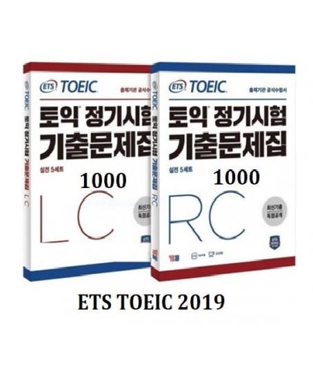 Tải sách: ETS Toeic 2019 – Bộ Sách Luyện TOEIC Mới Nhất