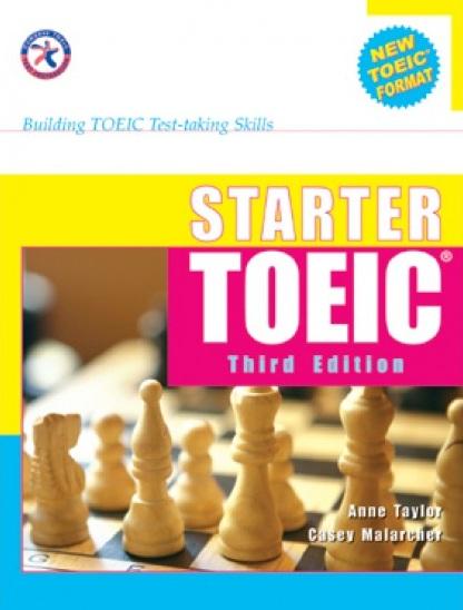 Tải sách: Giáo Trình Starter TOEIC (Bản Đẹp)