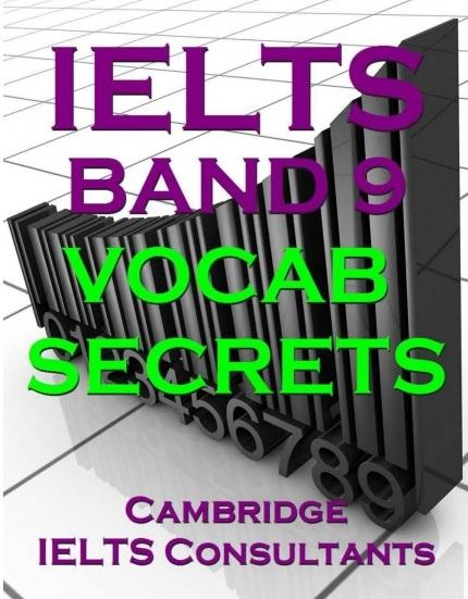 Tải sách: IELTS Band 9 Vocab Secrets (Bản Đẹp)