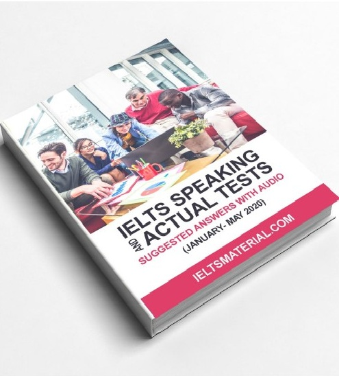 Tải sách: IELTS Speaking Actual Tests 2020 And Suggested Answers (Ebook + Audio) Bản Đẹp