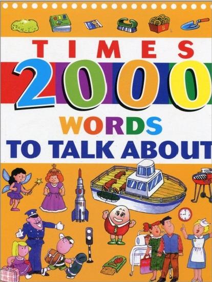 Tải sách: Times 2000 Words To Talk About (Bản Đẹp Nhất)