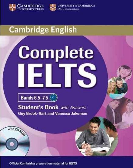 Tải sách: Trọn Bộ Complete IELTS Level 4.0 – 7.5 (Ebook + Audio + Key Answers) Bản Đẹp