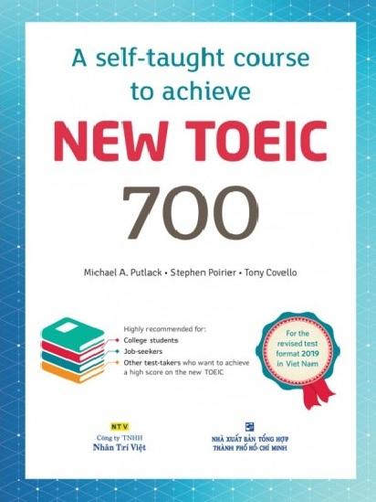 Tải sách: Trọn Bộ New TOEIC 700 Ôn Thi Theo Format Mới 2019 (Ebook+Audio) Mới Nhất