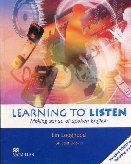 Tải sách: Trọn Bộ Sách Learning To Listen 1,2,3 (Ebook+Audio) Bản Đẹp