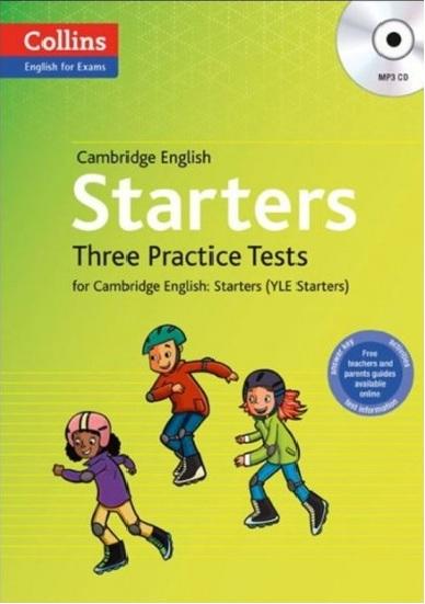 Tải sách: Cambridge English Three Practice Tests Starters – Movers – Flyers (Bản Đẹp)