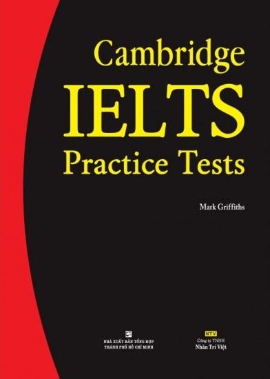 Tải sách: Cambridge IELTS Practice Test (Ebook+Audio) Bản Đẹp