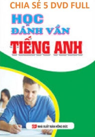 Tải sách: Chia Sẻ 5 DVD Full Về Hướng Dẫn Đánh Vần Tiếng Anh (Bản Đẹp)