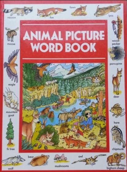 Tải sách: Download Sách Animal Picture Word Book PDF (Bản Đẹp)
