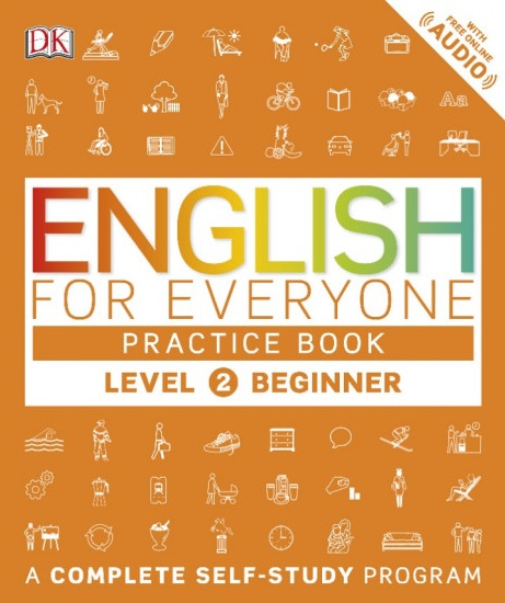 Tải sách: English For Everyone Practice Book Level 2 Beginner (Bản Đẹp)