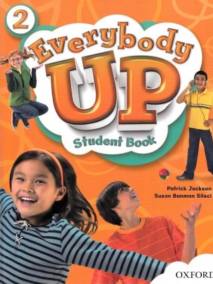 Tải sách: Everybody Up 2 Student Book Bản Đẹp