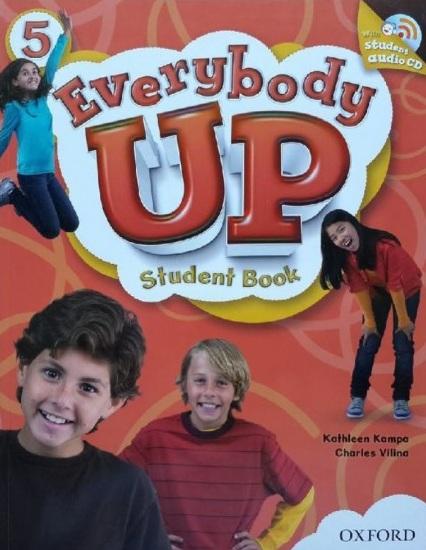 Tải sách: Everybody Up 5 Student Book (Bản Đẹp)
