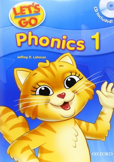 Tải sách: Let's Go Phonics 1,2,3 (Full Ebook+Audio) Bản Đẹp