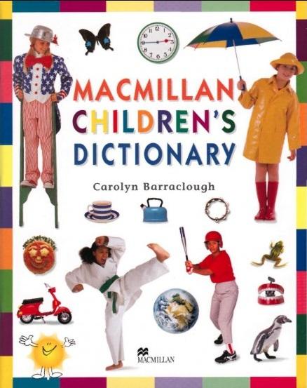 Tải sách: Macmillan Children's Dictionary (Bản Đẹp)
