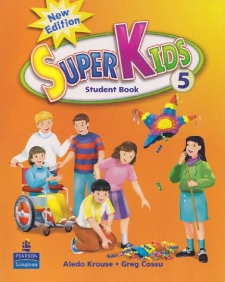 Tải sách: Superkids 5 Book Audio Download (Bản Đẹp)