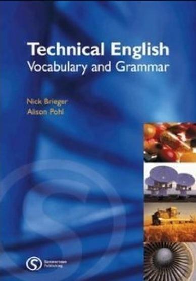 Tải sách: Technical English : Vocabulary And Grammar (Bản Đẹp)