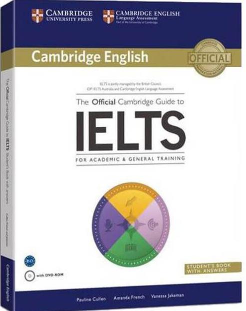 Tải sách: The Official Cambridge Guide To IELTS (Ebook+Audio) Bản Đẹp