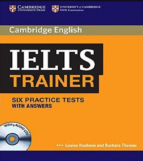 Tải sách: Trọn Bộ Sách Cambridge IELTS Trainer With Answers (Ebook+Audio) Bản Đẹp