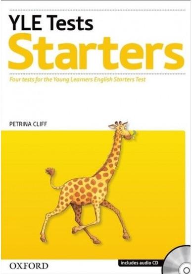 Tải sách: YLE Tests Starters – Movers – Flyers (Bản Đep)