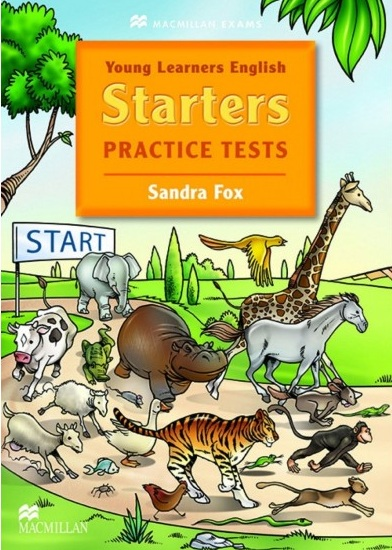Tải sách: Young Learners English Practice Tests – Starters – Movers – Flyers (Bản Đẹp)